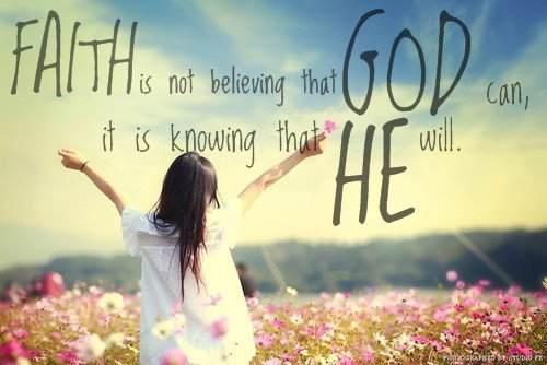 1 faith