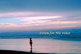 1 his voice