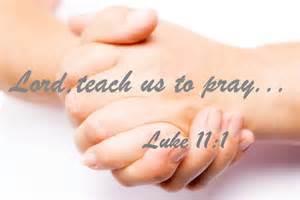 pray teach