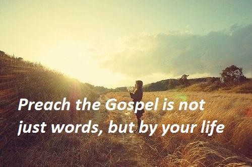 Preach-the-Gospel