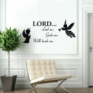 God-Lord-me-font-b-Guide-b-font-me-font-b-Quotes-b-font-Wall-Sticker