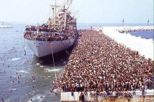 europa in asediu