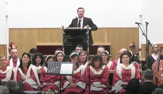 Biserica Betel Bucuresti 24 decembrie 2015