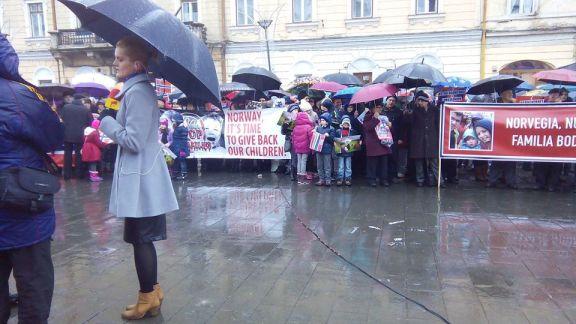 traian-florea-protest-cluj-napoca
