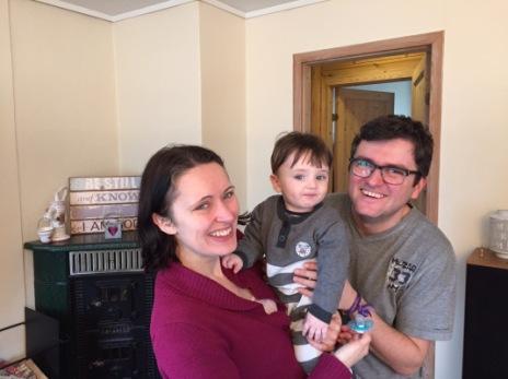 Ruth, Marius si Ezekiel Bodnariu