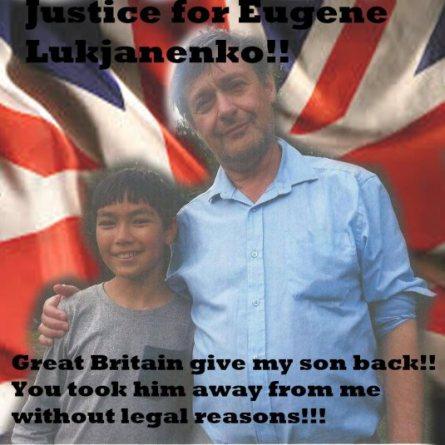 Bring back Eugene's son Foto Liliana Lili