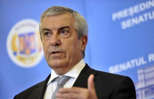 Călin Popescu-Tăriceanu FOTO www.antena3.ro