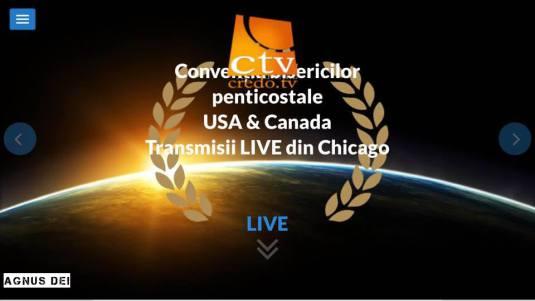 LIVE : In Direct VINERI – Cea de-a 48-a Conventie a Bisericilor Penticostale din SUA si Canada 2-5 Septembrie 2016