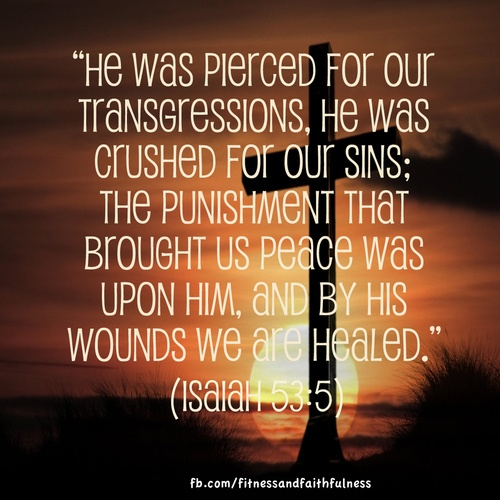 Image result for jesus suffered for our sins