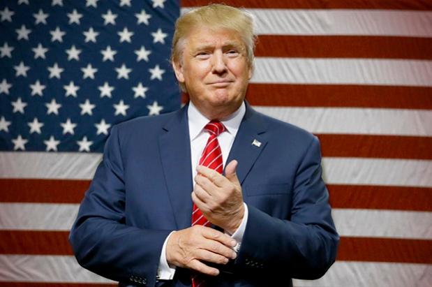 100 de zile de rugăciune pentru preşedinteleTrump.